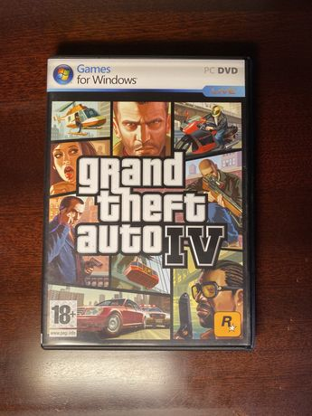 GTA IV para computador