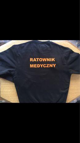 Nowa Bluza Ratownictwo Medyczne XL