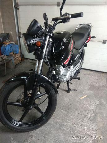 Yamaha YBR 125i Японія