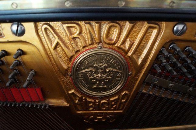 Przedwojenne, Koncertowe Pianino Arnold Fibiger.