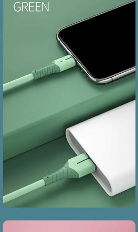 Kabel USB Micro typ C dla iPhone 12 11 Pro XS MAX X XR 8 7 6 6S 5s