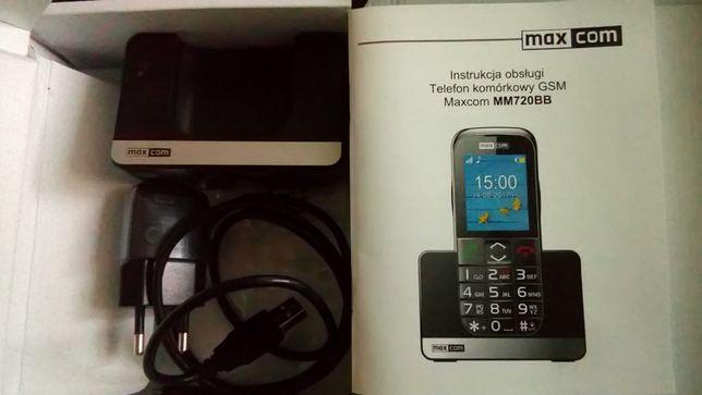Telefon komórkowy maxcom