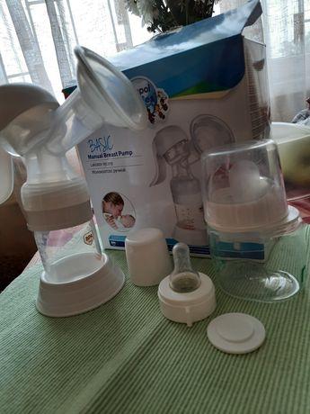 Молоковідсмоктувач Canpol babies+ подарунок
