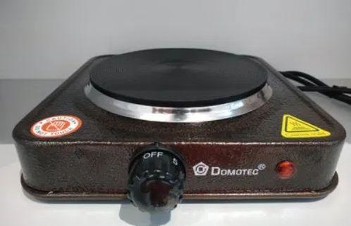 Электроплита настольная Domotec MS-5821 дисковая кухонная Киев - изображение 1
