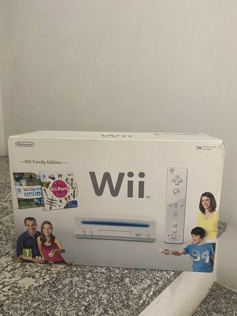 Wii e jogos