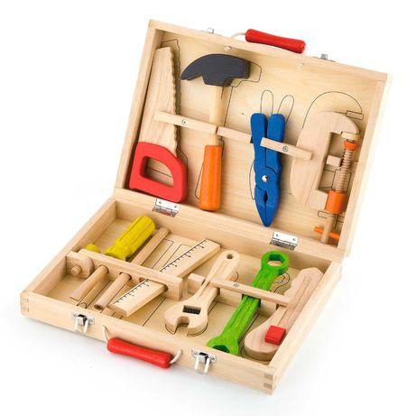Деревянный Игровой набор Viga Toys Чемоданчик с инструментами!!!