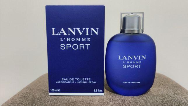 Lanvin L'Homme Sport perfumy męskie 100ml.