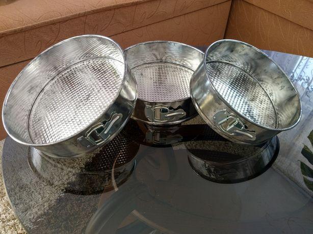 Економ-доставка - Форма для випікання / для выпечки, розбірна - 3 шт.