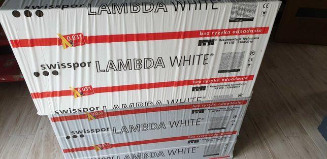 Swisspor Lambda White Fasada 20cm 0,031 GRAFITOWY!