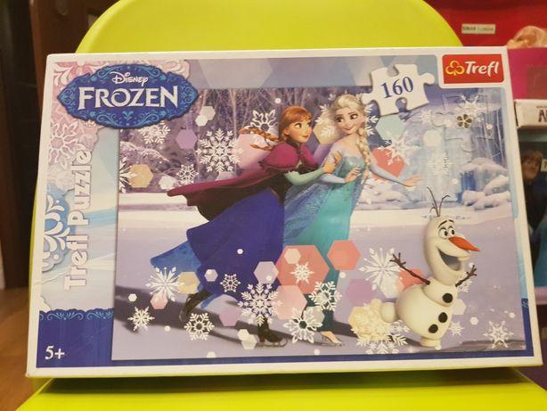 Puzzle Trefl. Kraina Lodu. Frozen.