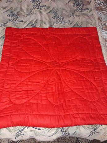Детское ватное новое одеяло