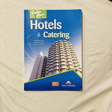 Książka do zawodowego angielskiego Hotels&Catering