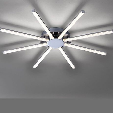 Nowoczesna Lampa sufitowa LED SIMON 11292-1 Leuchten Direkt salon