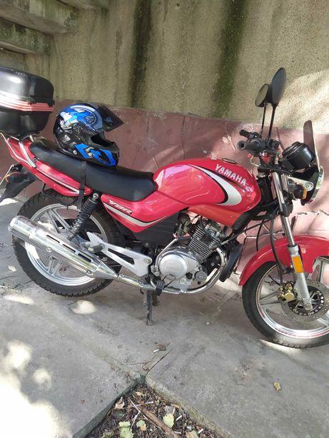 Мотоцикл Ямаха ybr 125. 2007