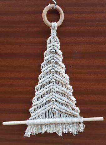 Arvore Natal macramé