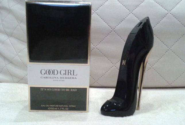 Carolina Herrera GOOD GIRL 50ml Eau De Parfum ORYGINAŁ