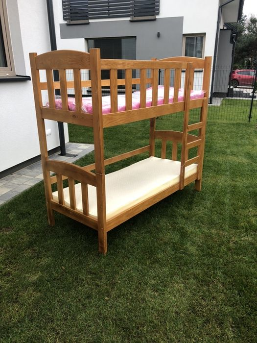Łóżko pietrowe, materace Jabłonna - image 1