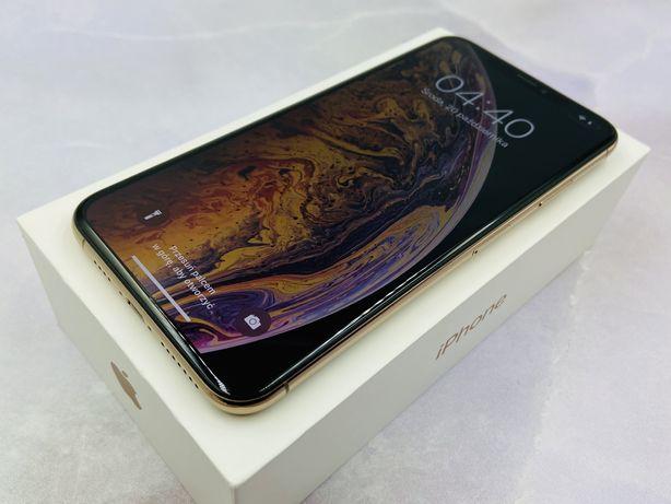 iPhone XS MAX 256GB GOLD • GW 12 msc • DARMOWA wysyłka • FAKTURA