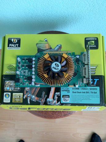 Видеокарта Palit GeForce 9600GT 512Mb