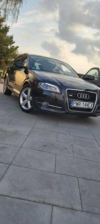Sprzedam Audi A3 S Line - idealna sportowa wersja