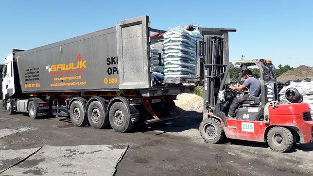 Promocja NAJLEPSZY węgiel EKO groszek SKARBEK 29 MJ dostawa GRATIS
