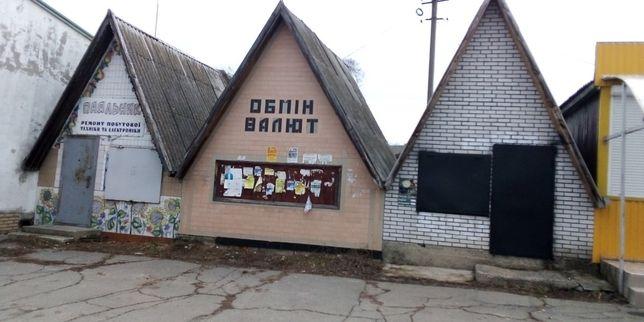 Оренда приміщення (кіоcк) м.Звенигородка, Черкаської області