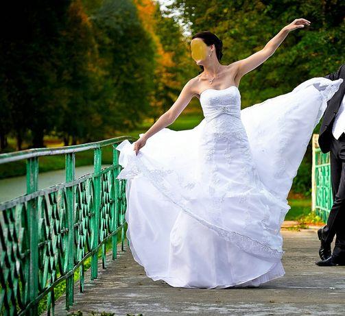 Suknia ślubna Justin Alexander 6255