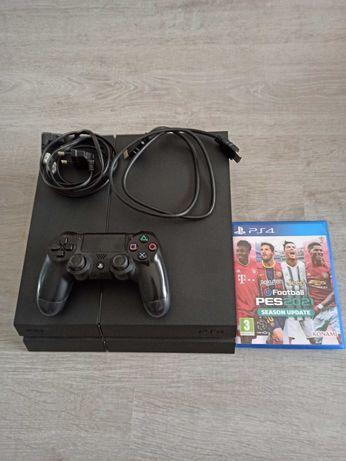 PlayStation 4 Slim 1TB + Comando + PES2021