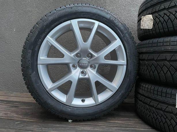Oryginalne koła 245/45R18 4G0 Audi A6 C6 C7 5x112 Michelin zima