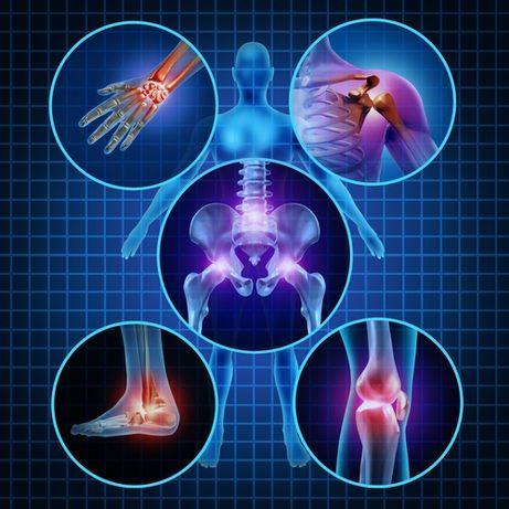Услуги массажа и мануальной терапии