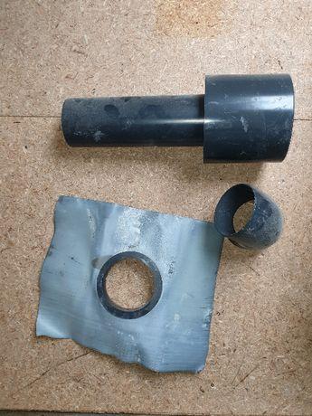 kominek wentylacyjny nicoll aroise cdo 10 z uszczelniaczem pod dachówk