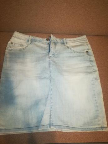 Spódniczka jeansowa rozm 38