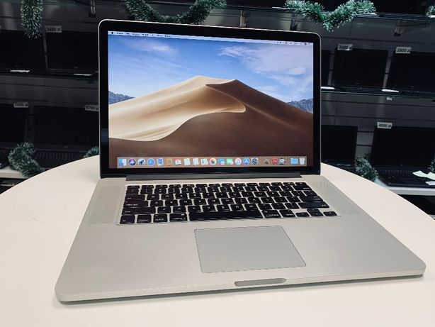 Apple MacBook Pro 15,4″ A1398 | i7-4770HQ | 16GB | 256SSD| 15.4 RETINA