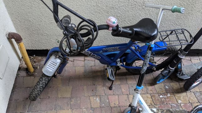 Rowerek dla dziecka rower
