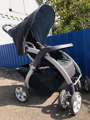 Дитяча коляска LUX прогулочна