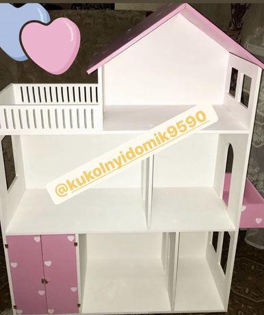 Кукольный домик Домик для кукол барби