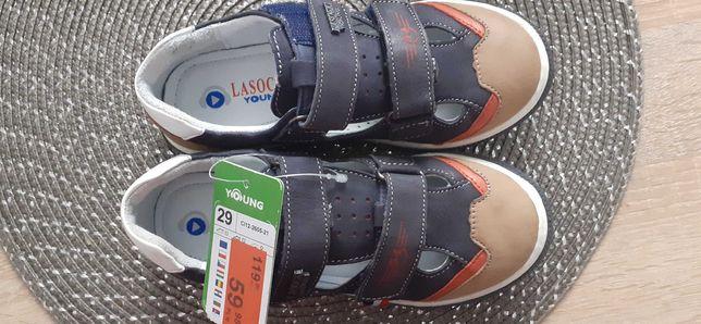 Buty sandały sandałki NOWE  z metką CCC Lasocki Young r 29 za 45zl