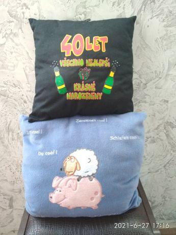 Подушка Икеа сердце,декоративные подушки
