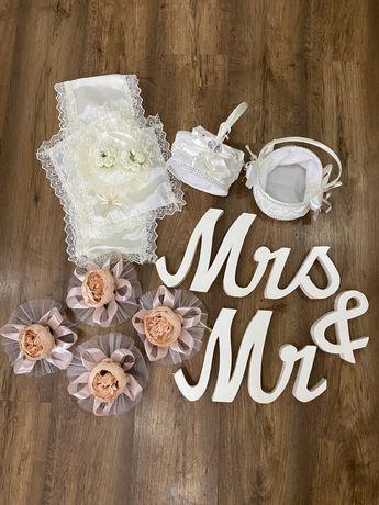 Весільні аксесуари декор / свадебные аксессуары