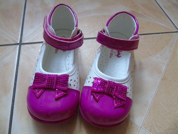 Pantofelki Nelli Blu 25