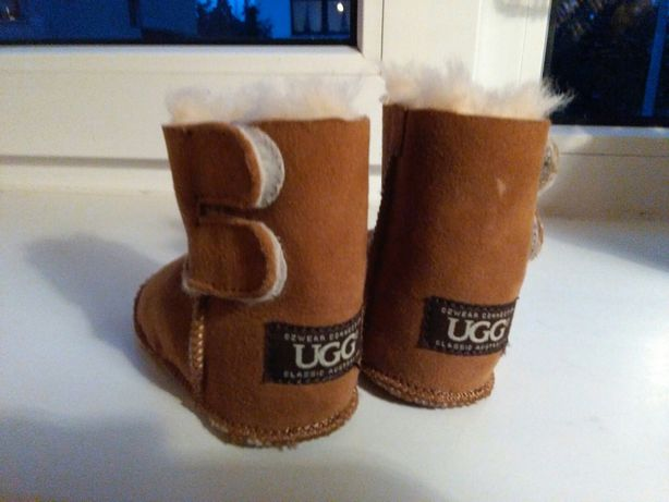 Nowe buty UGG 3 miesiace