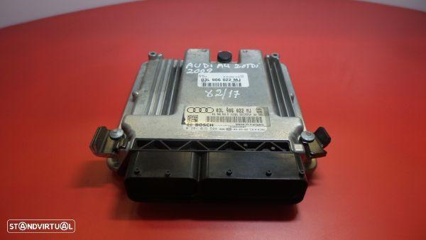 Centralina Do Motor | Ecu Audi A4 Avant (8K5, B8)