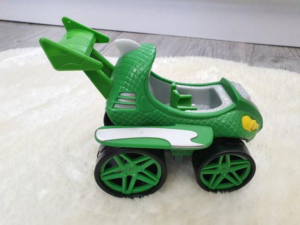 Pojazd PJ Masks - Power Racer Gekko Mobile pidżamersi gekson