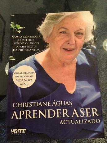 """Livro """"Aprender a Ser - Atualizado"""" de Christiane Águas"""