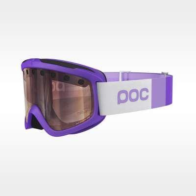 Gogle narciarskie damskie POC IRIS STRIPES purple