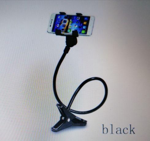 Suporte braço ajustável/flexível para telemóvel novo