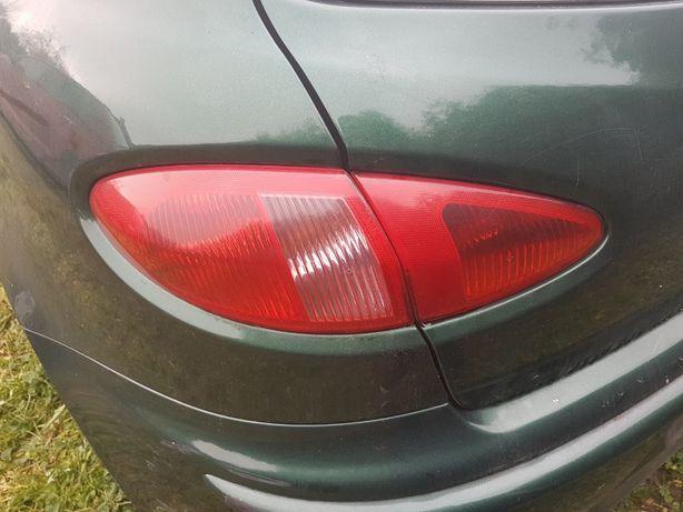 Alfa 147 tylna lewa lampa LUBLIN TANIO