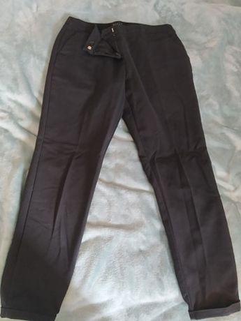 Spodnie Mohito czarne eleganckie