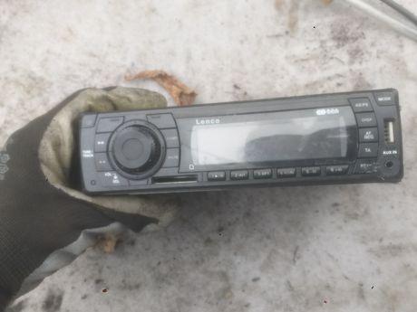 Radio używane mp3 karty Lenco CS-321