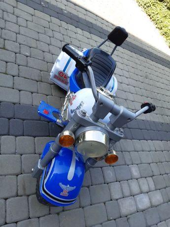 Motor elektryczny dla dziecka